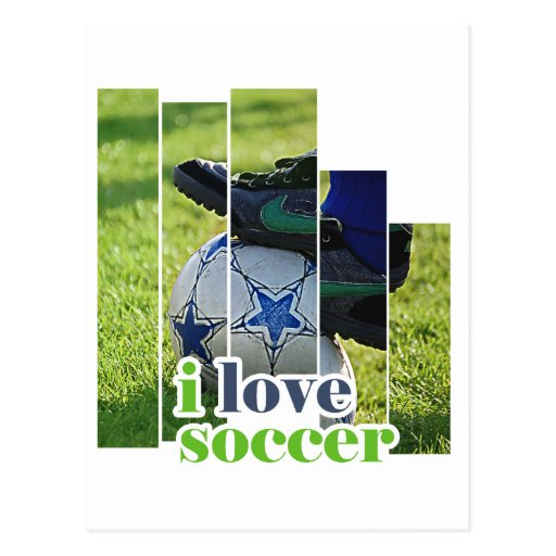 SocceriGuide Captain Post Card