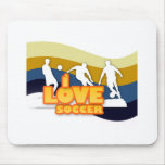 SocceriGuide Goal Mouse Pad