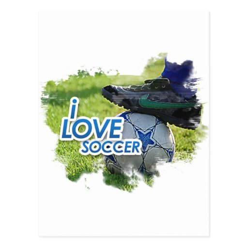 SocceriGuide Midfielder Postcard