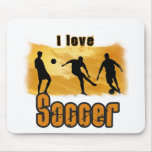 SocceriGuide Pass Mouse Pads