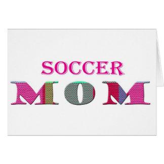SoccerMom Card