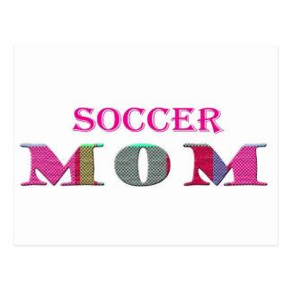 SoccerMom Tarjeta Postal