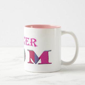 SoccerMom Two-Tone Coffee Mug