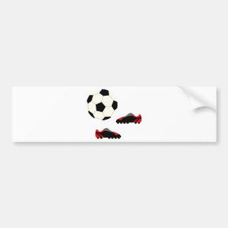 SoccerTeam7 Car Bumper Sticker