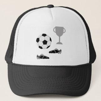 SoccerTeam8 Trucker Hat