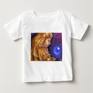 Soceress with Orb Baby T-Shirt