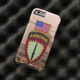 SOCEUR Special ops europe Veterans Vets Patch Tough iPhone 6 Case