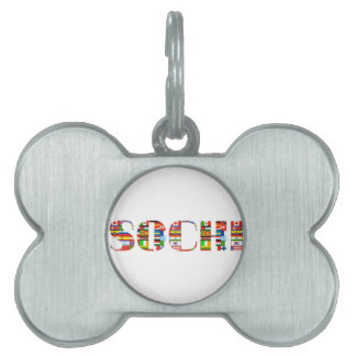 Sochi Pet Tag