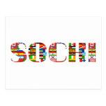 Sochi Postcard