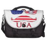 Sochi USA snowflake Bag For Laptop