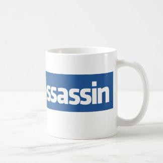 Social Assassin Classic White Coffee Mug