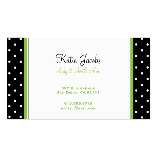 Social calling cards business cards zazzle for Business calling cards
