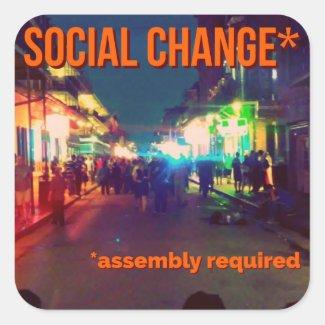Meme Streets: Social Change*