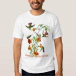 Social del colibrí remeras