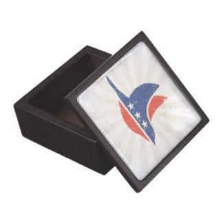 Social Democrat Logo Jewelry Box