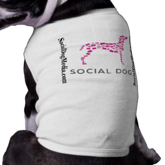Social Dog Media Doggy T-Shirt