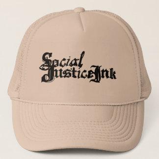 Social Justice Ink Hat (beige)