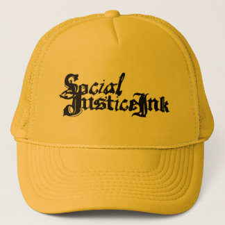 Social Justice Ink Hat (yellow)