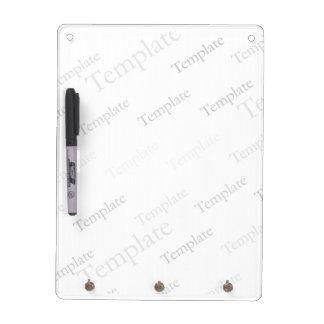 Social Justice Keychain holder Pen Dry Erase Board