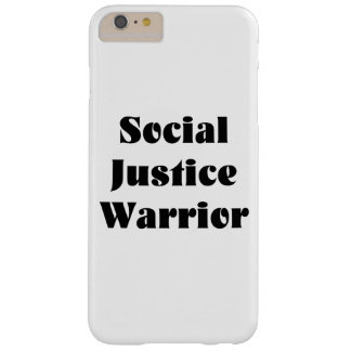 Social Justice Warrior iPhone Case