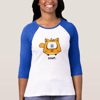 Social Kitty Rowr T-Shirt
