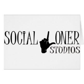 Social Loner Logo - New Card