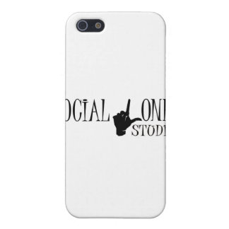 Social Loner Logo - New iPhone 5 Cases