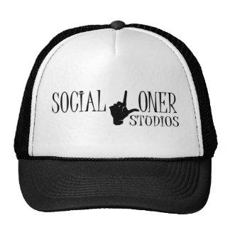 Social Loner Logo - New Trucker Hat