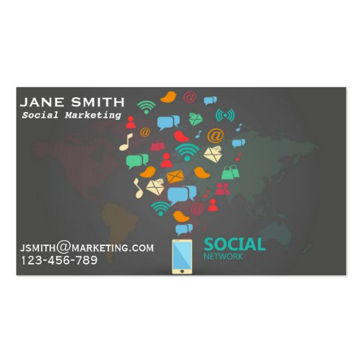 Custom Card Template advertising cards templates : 20,000+ Marketing Business Cards and Marketing Business Card Templates ...