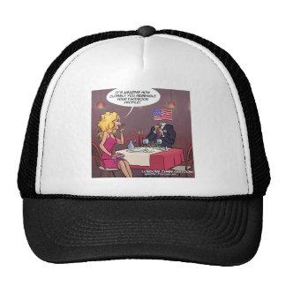 Social Media Dating Funny Trucker Hat