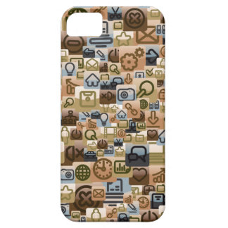 Social Media Interaction iPhone 5 Cases