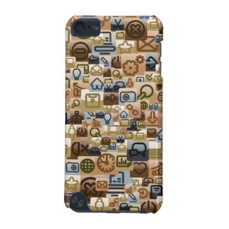 Social Media Interaction iPod Touch 5 Case