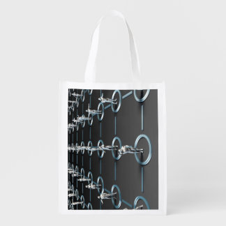 Social Media Network and Interaction Market Totes