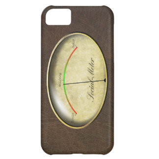 Social-Meter Case For iPhone 5C