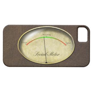 Social-Meter iPhone SE/5/5s Case