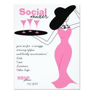 Social Mixer Invite