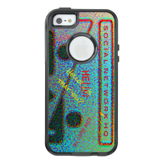 Social Network HQ OtterBox iPhone 5/5s/SE Case