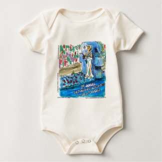 Social Network Marital Status Changed Parade Gifts Baby Bodysuit