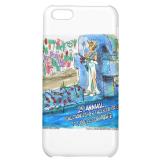 Social Network Marital Status Changed Parade Gifts Cover For iPhone 5C