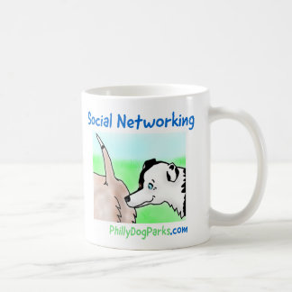 Social Networking Coffee Mug