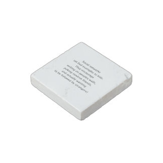 Social networks funny text stone magnet