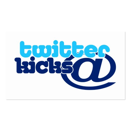 Social Profile Business Card tfl2.0b Tkiks@ tflbak