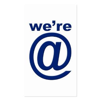 Social Profile Business Card tfl2.0b Wer@bl tflbak
