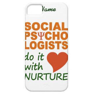 Social Psychologists custom iPhone 5 Case-Mate iPhone SE/5/5s Case