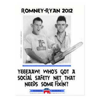 social safety net ryan romney tshirt.jpg post cards