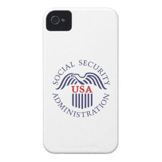 Social Security Administration Case-Mate iPhone 4 Case