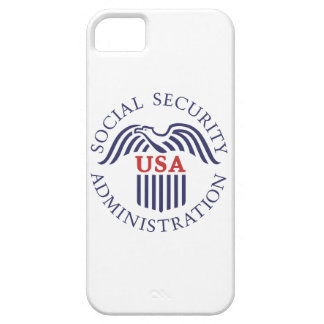 Social Security Administration iPhone SE/5/5s Case