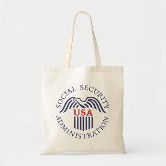 Social Security Administration Tote Bag