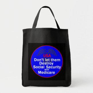 Social Security Bag