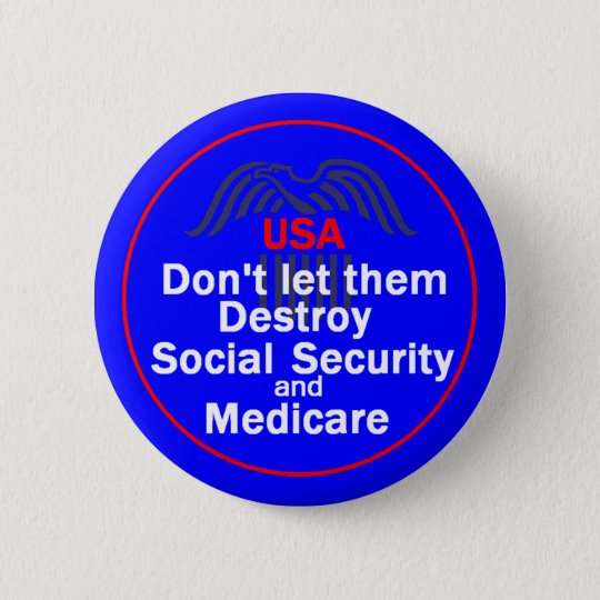 Social Security Button